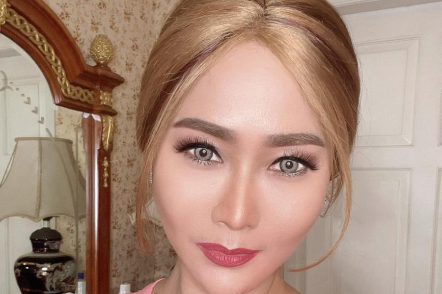 Inul Daratista Unggah Foto dengan Makeup Flawless, Netizen: Kaya Boneka Barbie