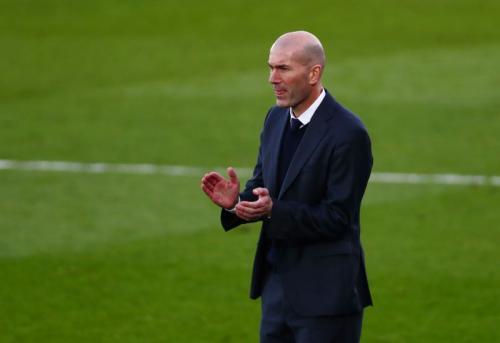 Pesepakbola Muslim Zinedine Zidane. (Foto: celebrities.id/Okezone)